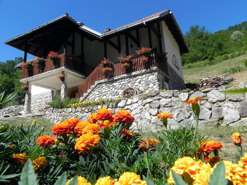 Etno selo Tetrebac valjevo