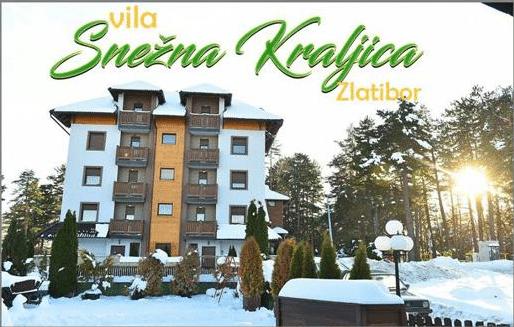 Vila Snezna Kraljica