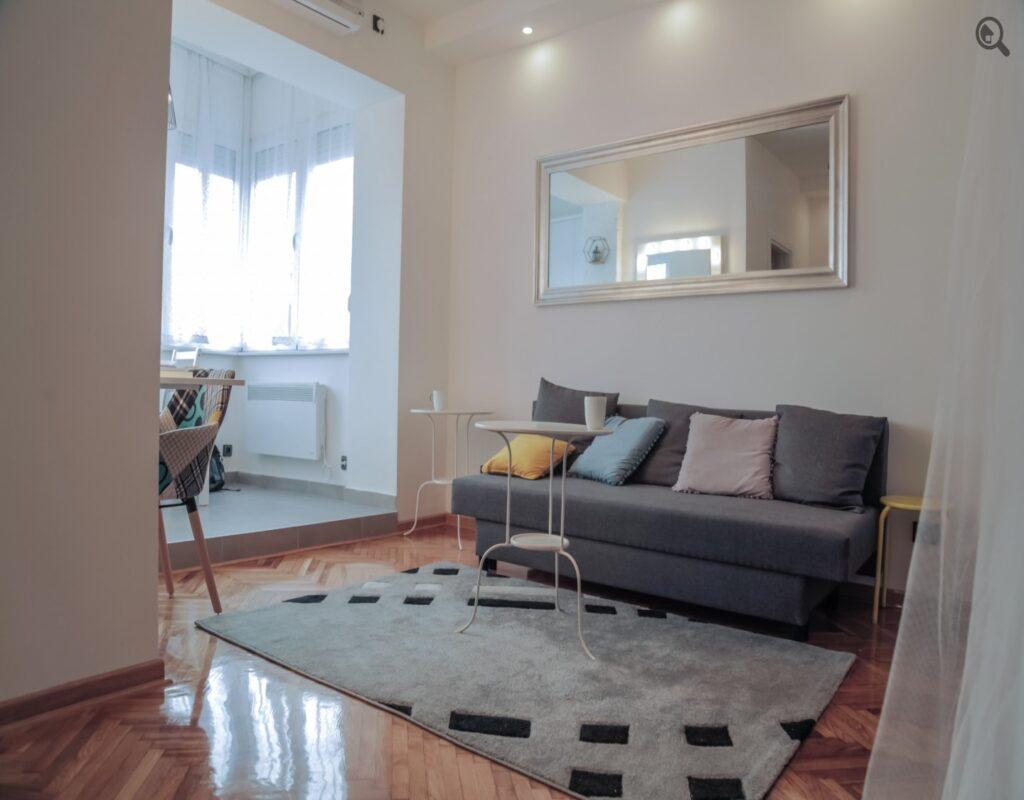 Apartman Studio White