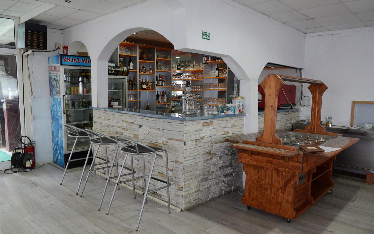 Restoran na vodi